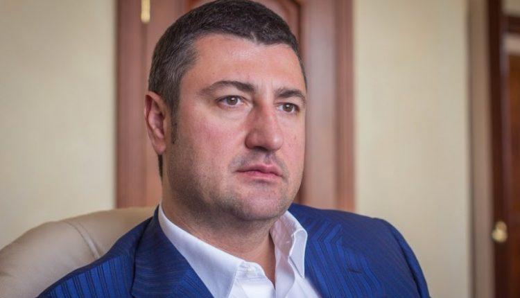 НАБУ закрывает Олега Бахматюка в банке