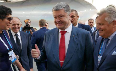 Петр Порошенко подтвердил, что желает получить второй срок