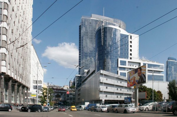 Киевский ТРЦ Gulliver выставлен на продажу за 18 млрд гривен
