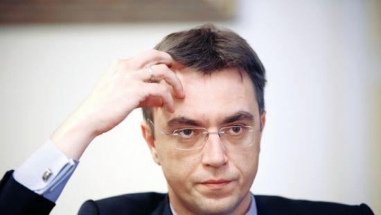 Владимиру Омеляну сообщили о подозрении в незаконном обогащении