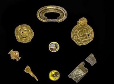 Археологи нашли уникальные сокровища железного века