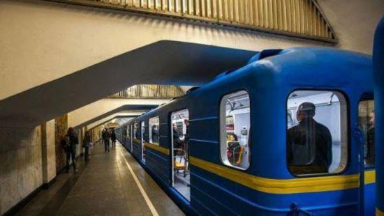 Киевский метрополитен за год получил от перевозки пассажиров 1,5 млрд