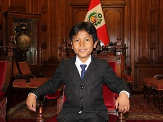 В Перу семилетний мальчик создал собственный банк