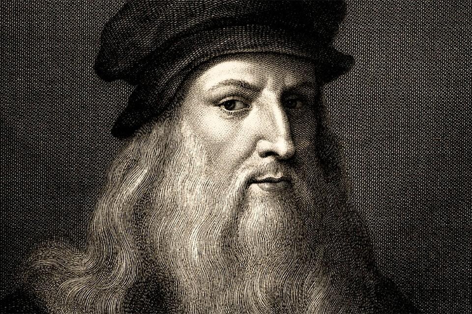 Леонардо даВинчи был косоглазым