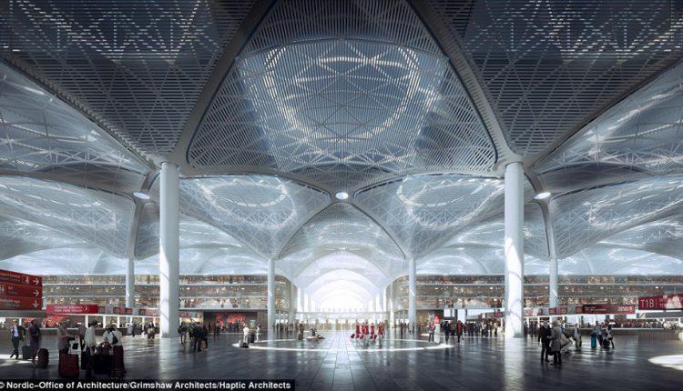 В Турции открыли крупнейший в мире аэропорт