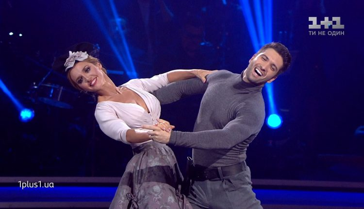 "Оксана Марченко сломала два ребра и покидает ""Танцы со звездами"""