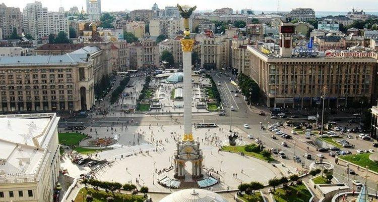 В центре Киеве перед выборами начнут ремонт Майдана