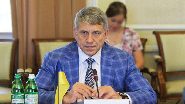 """Игорь Насалик подчинил себе """"Укрэнерго"""""""