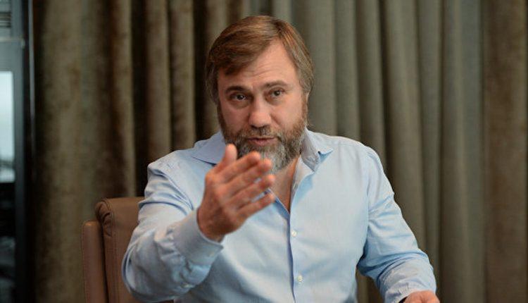 Состояние Вадима Новинского оценили в $2,3 млрд