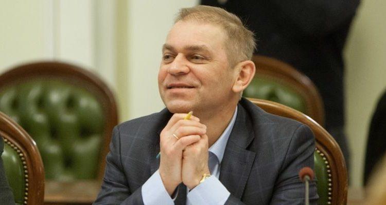 Нардеп Сергей Пашинский купил яхту за 642 тысячи гривен