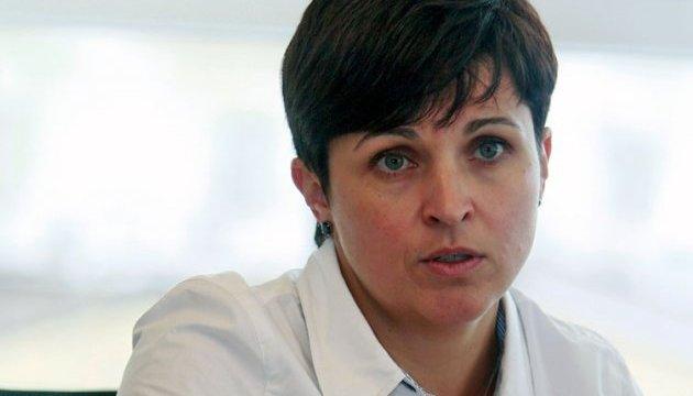 Центризбирком Украины впервые возглавила женщина