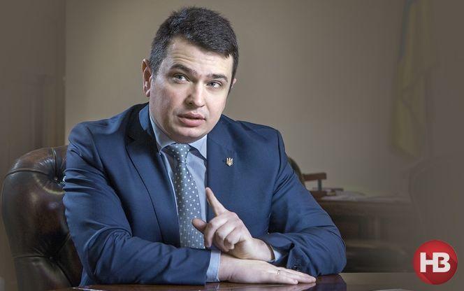 Стала известна зарплата директора НАБУ Артема Сытника