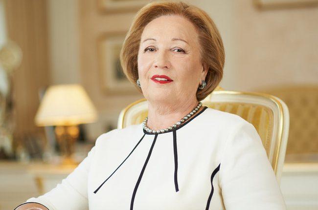 Филя Жебровская заняла 61 место в списке самых влиятельных женщин Украины