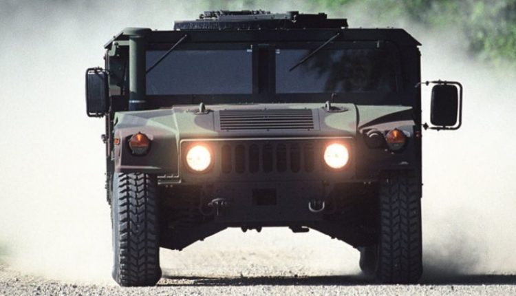 В США продают за $2 млрд компанию, выпускающую армейские внедорожники