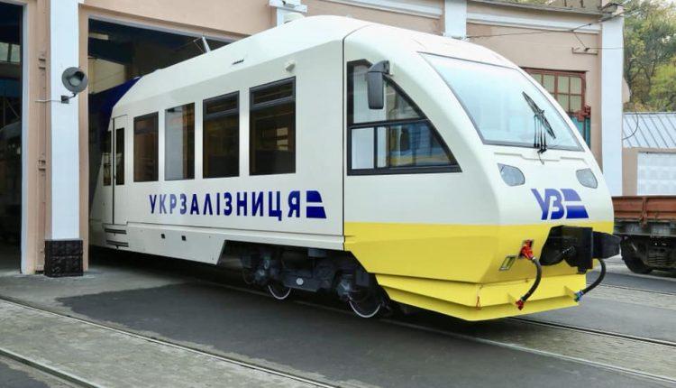 Поезд Киев-Борисполь хотят сделать круглосуточным