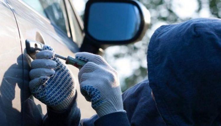 В Киеве у врача ведомственной больницы МВД угнали Volkswagen Tiguan