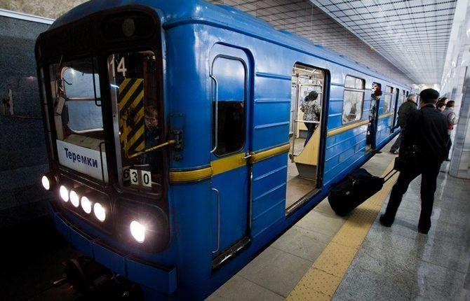 У полковника ГПУ в киевском метро стащили бутерброды