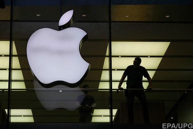 Рыночная капитализация Apple упала ниже $1 трлн
