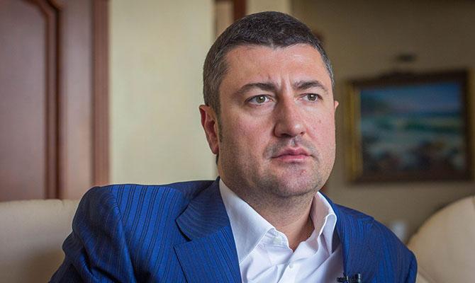 НБУ забрал валютную лицензию у банка Олега Бахматюка