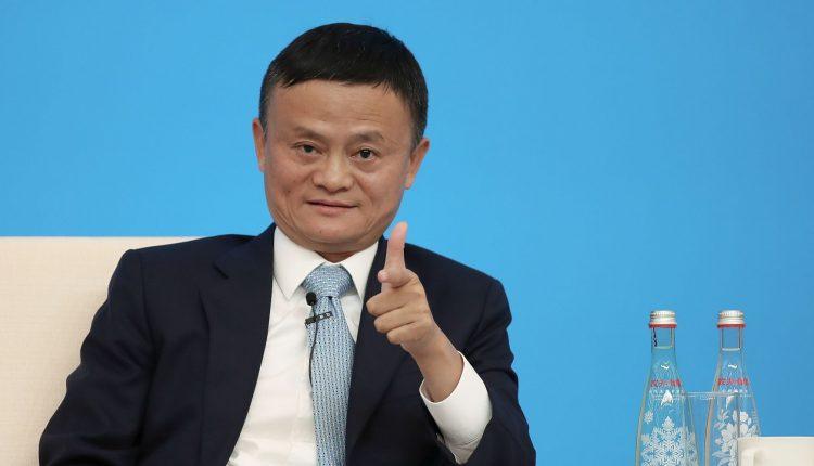 Самый богатый человек Китая Джек Ма вступил в компартию