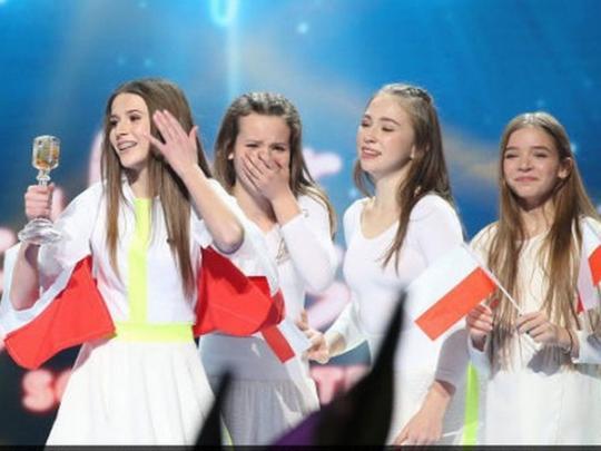 Стал известен победитель детского «Евровидения»