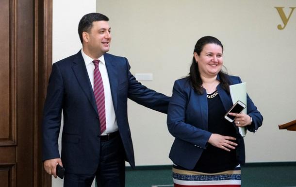 Гройсман предлагает Раде утвердить Маркарову в должности министра финансов