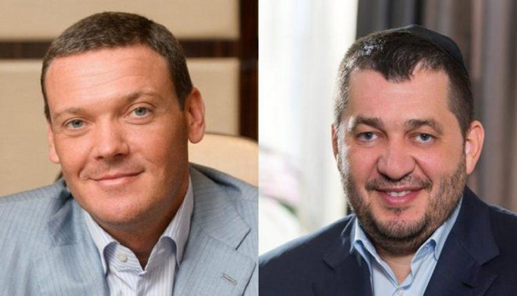 Кауфман и Грановский спрятались за Одесским аэропортом