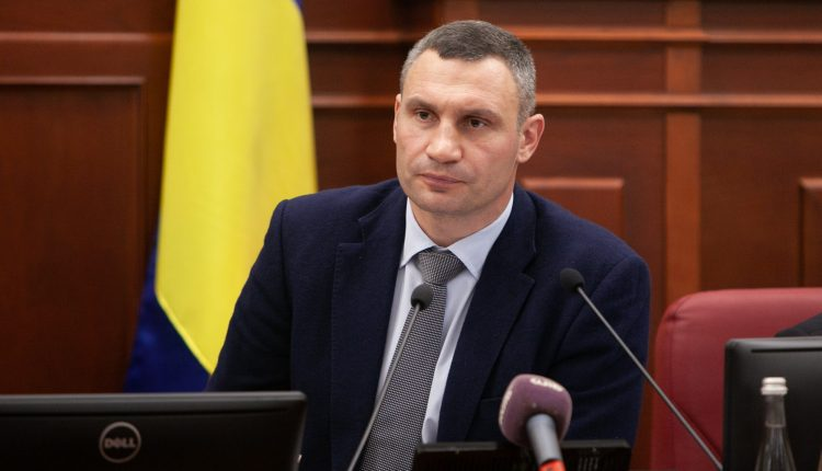 Мэр Киева заявил о начале строительства метро на Виноградарь