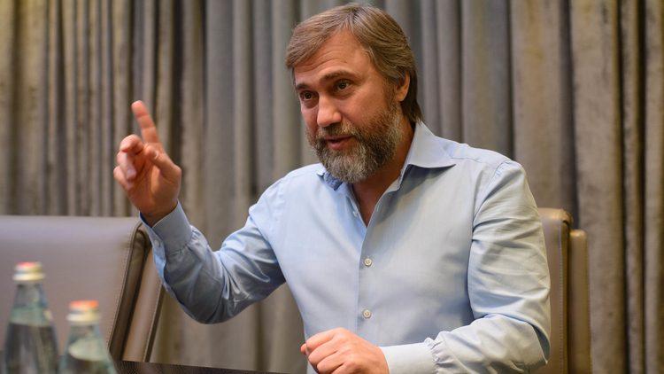 Новинский отбился от «газовой атаки»