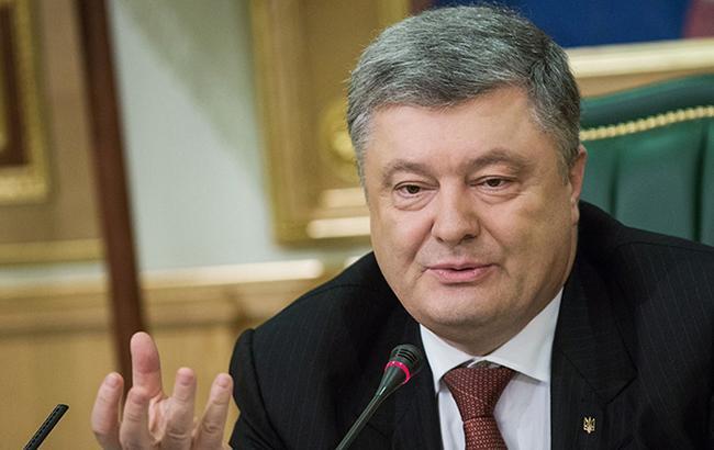 Доходы Петра Порошенко от депозитов выросли в восемь раз