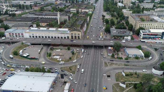 Демонтаж Шулявского моста перенесли на январь 2019 года