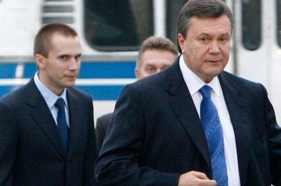 Окружение Януковича хочет снять арест с $250 млн