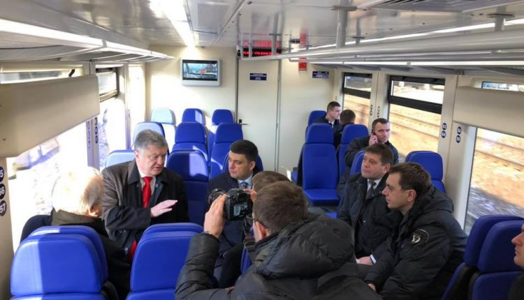"Юрий Романенко: ""Ломающийся поезд до Борисполя – это квинтэссенция реформ"""