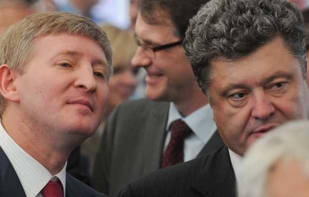 Банки Ахметова и Порошенко стали соседями в рейтинге самых надежных