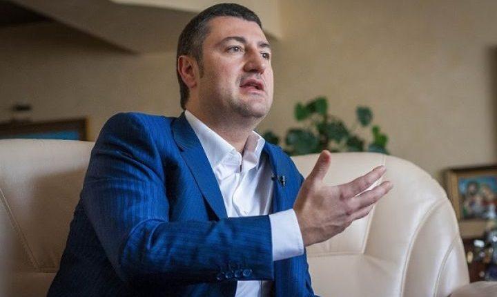 Олега Бахматюка объявили в розыск