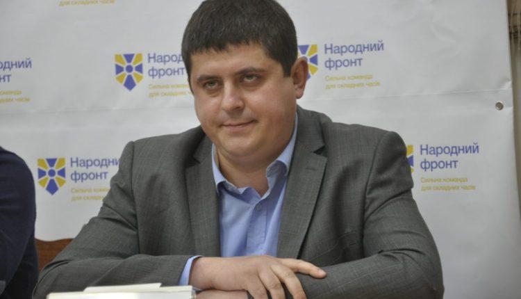 «Народный фронт» начал эксплуатировать Фирташа