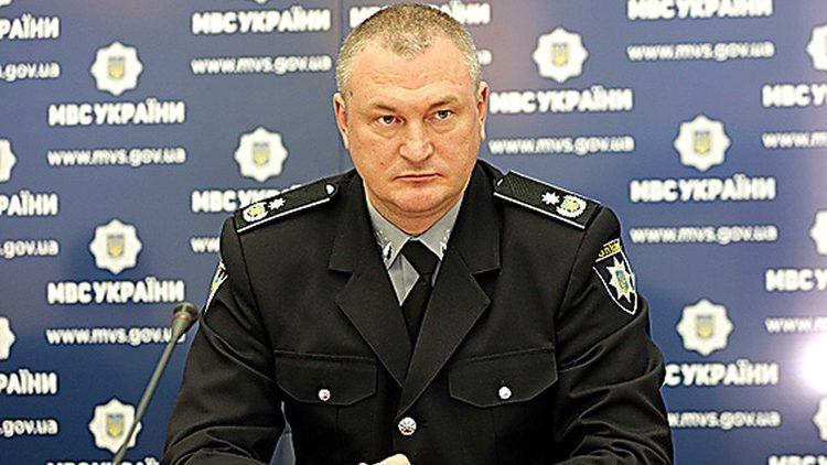 Стала известна ноябрьская зарплата главы Нацполиции Сергея Князева