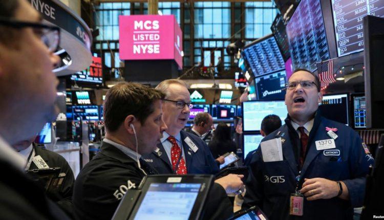 Американские биржевые индексы установили рекорд роста за 10 лет