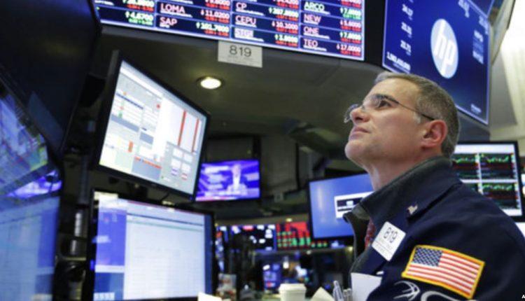 В США обвалились фондовые рынки