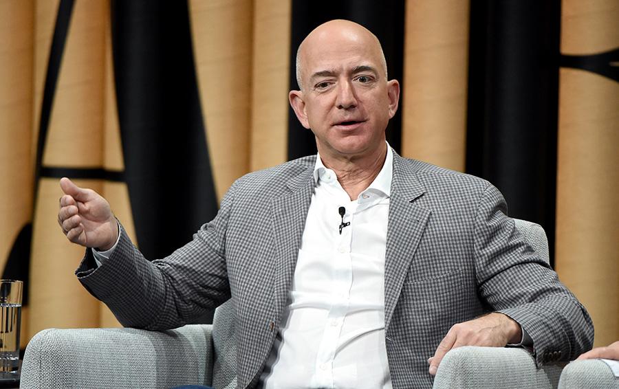 Супруга владельца Amazon будет самой богатой дамой вмире после развода