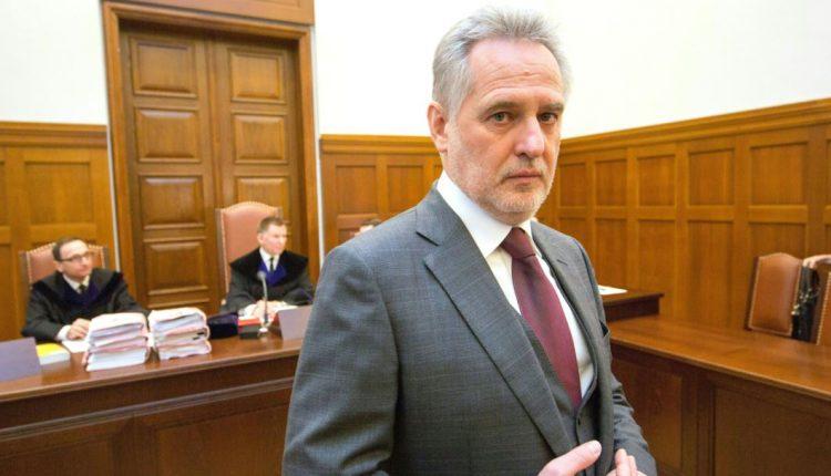 Суд Кипра арестовал имущество Дмитрия Фирташа по иску ВТБ