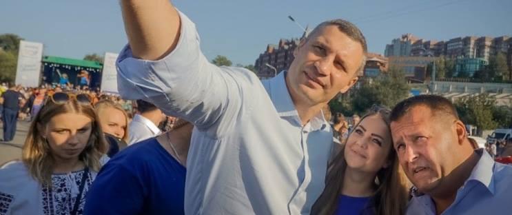 """Михаил Подоляк: """"Кличко vs. Филатов"""""""