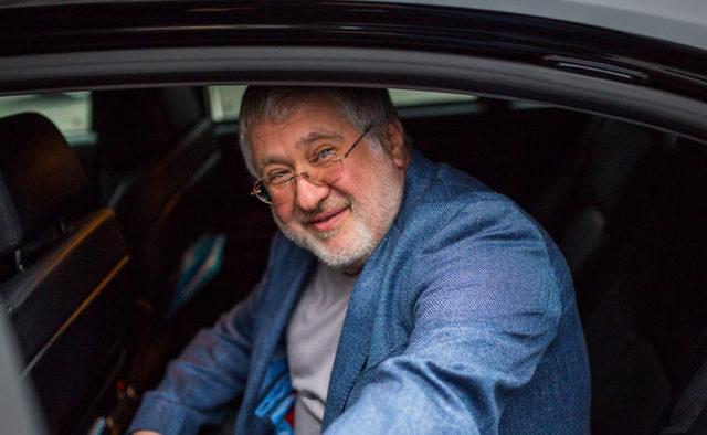 Верховный суд Украины разрешил арестовать акции росбанков по иску Коломойского