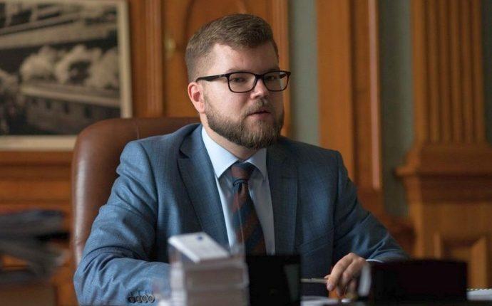 """Набсовет """"Укрзализныци"""" хочет назначить Кравцова главой правления на три года"""