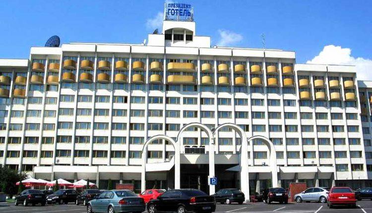 """Столичный """"Президент-Отель"""" выставят на продажу весной"""