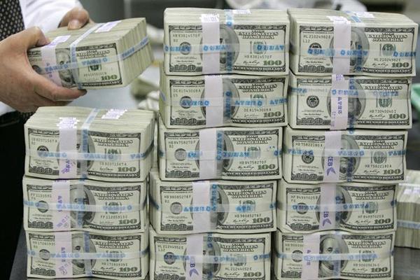 Украина в этом году должна вернуть $14,2 млрд долга
