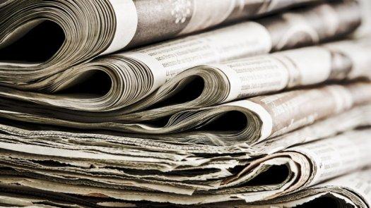 В Украине на 25% сократились подписные тиражи газет