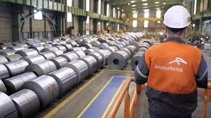 Годовая прибыль ArcelorMittal увеличилась на 13%