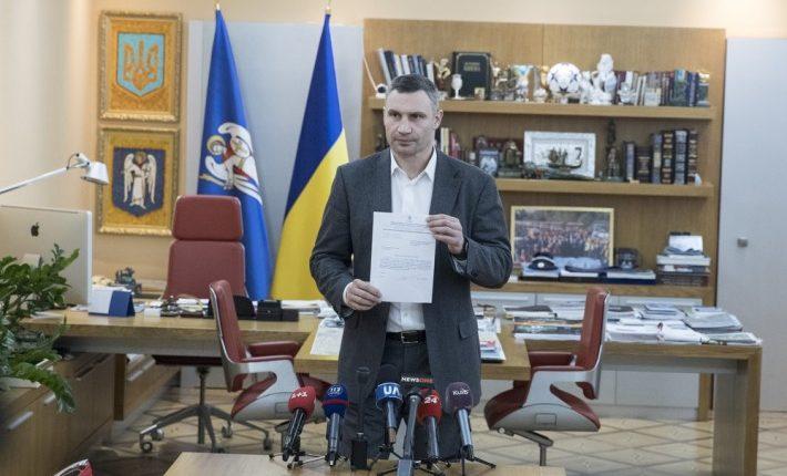 Кличко уволил зампреда Голосеевской РГА, устроившего пьяное ДТП