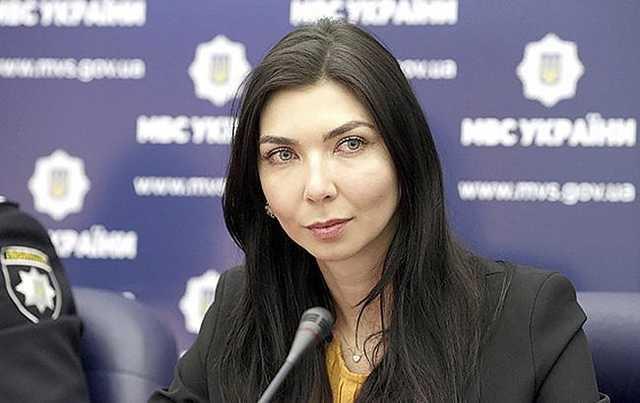 Замминистра МВД Татьяна Ковальчук заработала в январе 31 тысячу